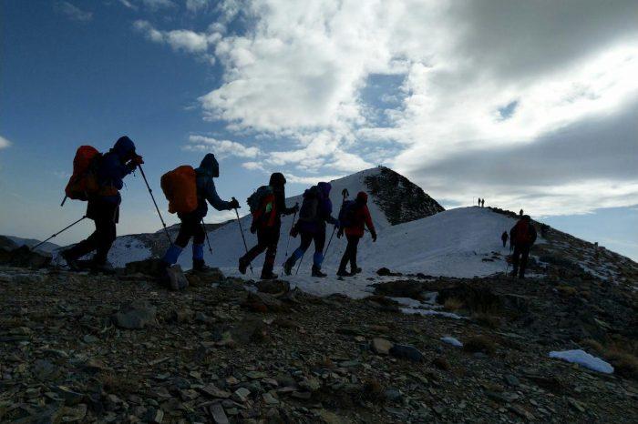 تور قله برف انبار قم