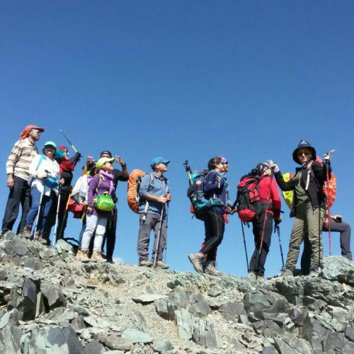 تور قله کلون بستک