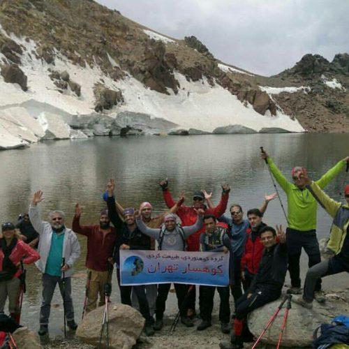 تور اردبیل و قله سبلان