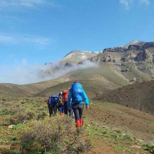 تور قله چشمه شاهی