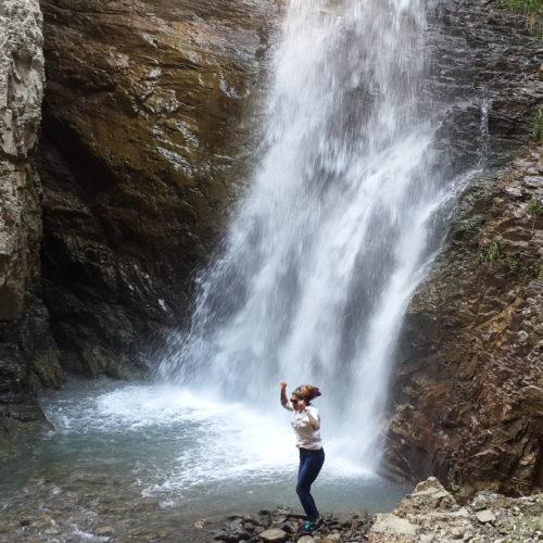 آبشار دزدک