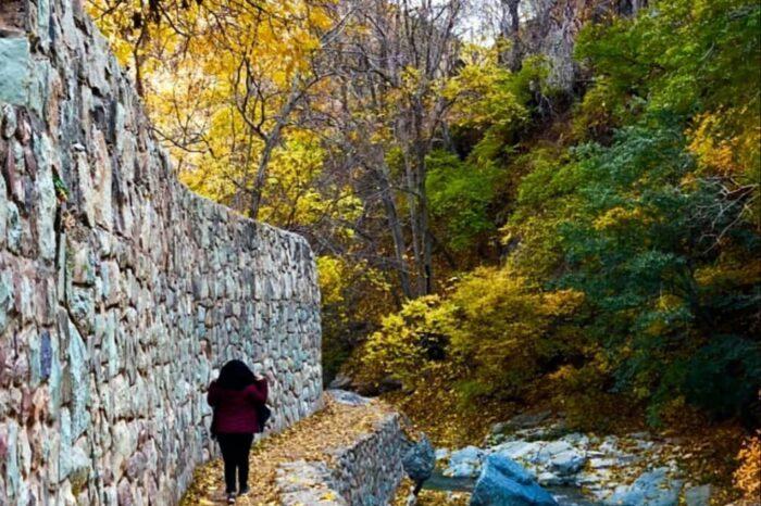 تور آبشار کلوگان