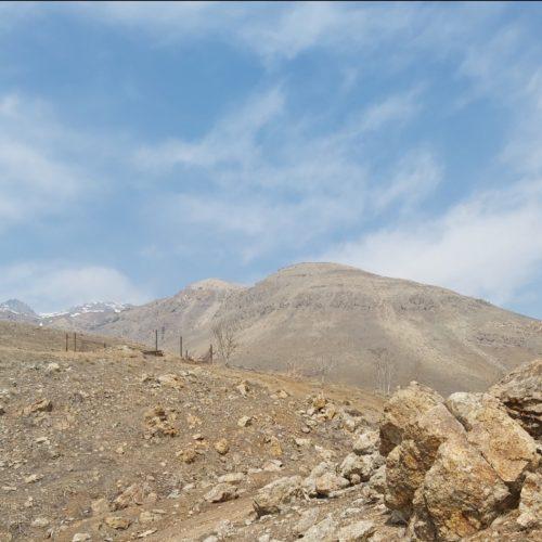 قله عرقچین